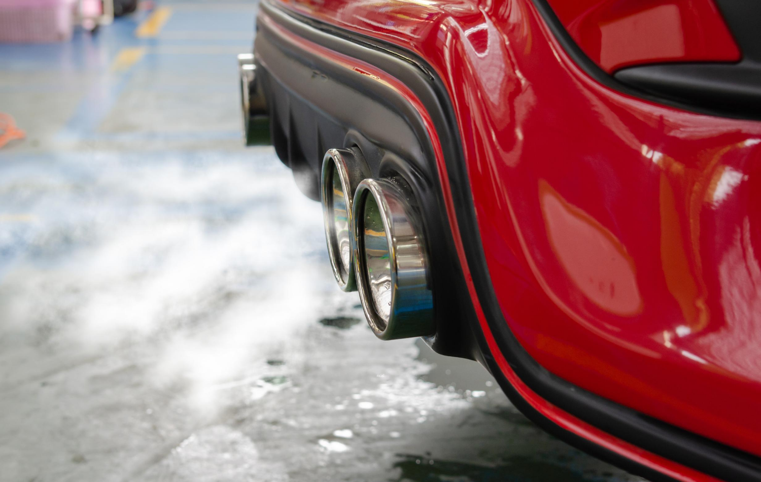 The Hidden Meanings Behind Vehicle Exhaust Colors