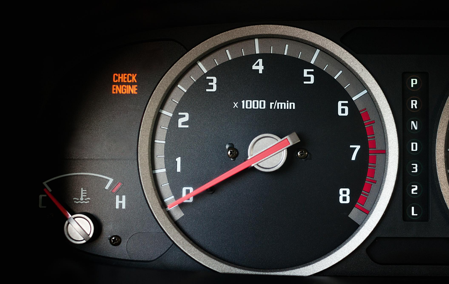 Stop Driving if Your Check Engine Light Comes On