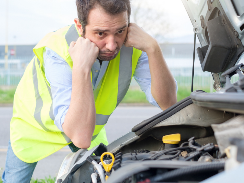 These 4 Signs Indicate That Your Car Engine Is a Goner