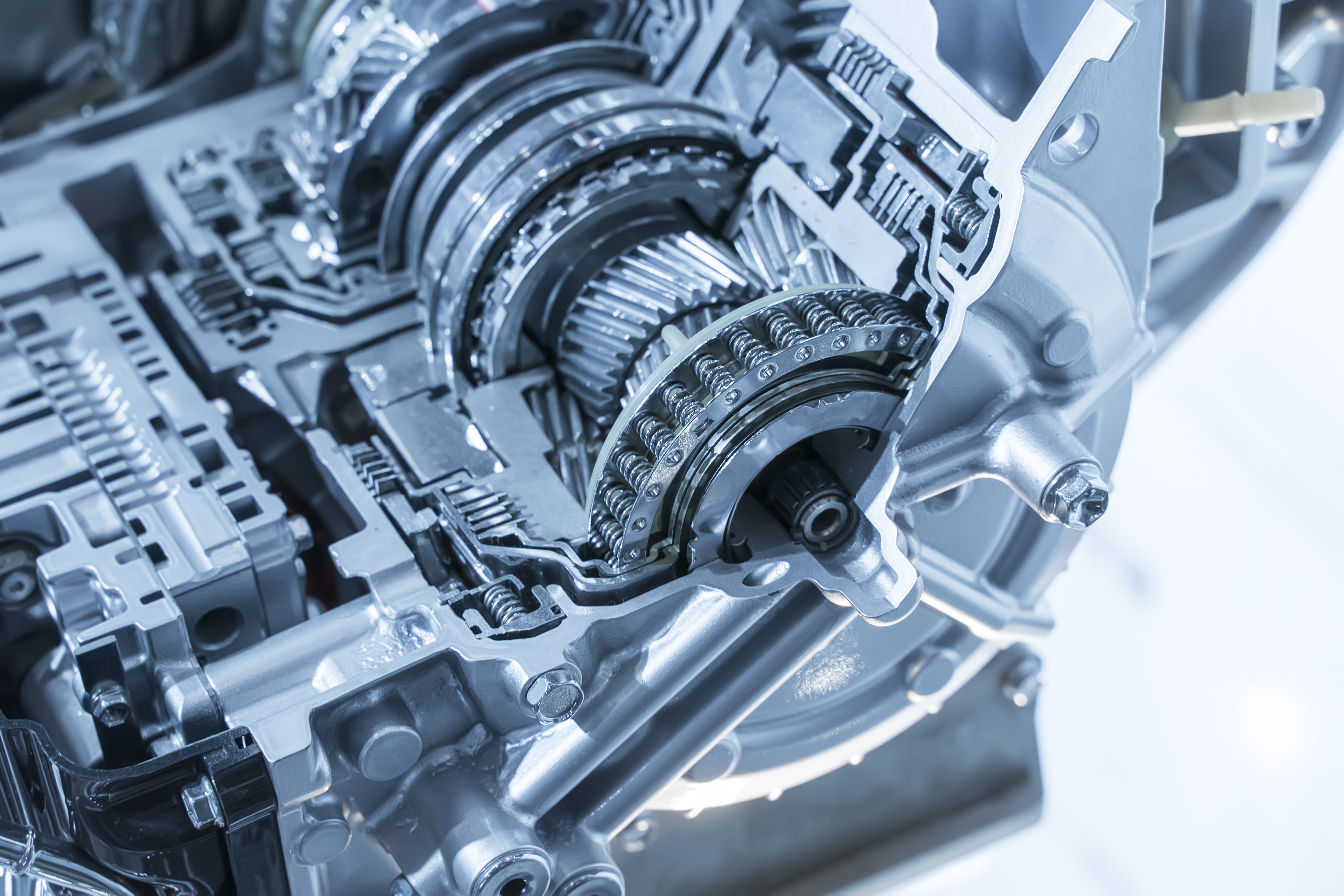 Most common transmission issues